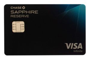 Chase Sapphire Reserve​